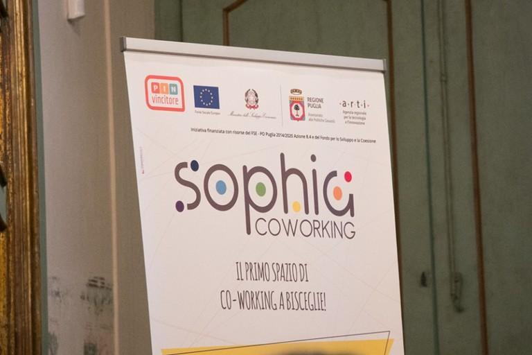 Sophia coworking. <span>Foto Graziana Ciccolella</span>