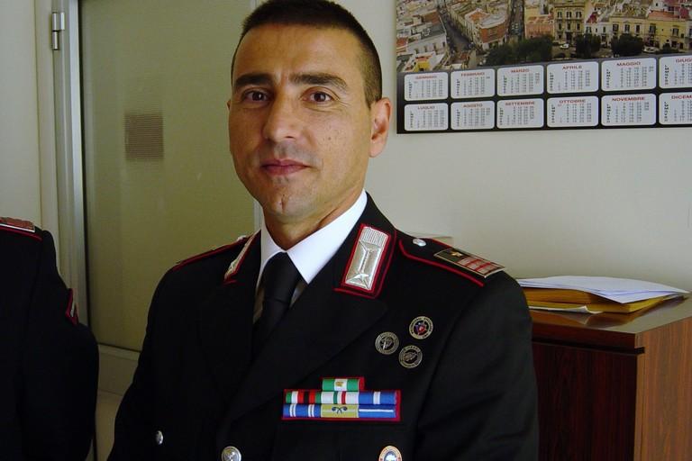 Il Sottotenente dei Carabinieri Andrea Aiello