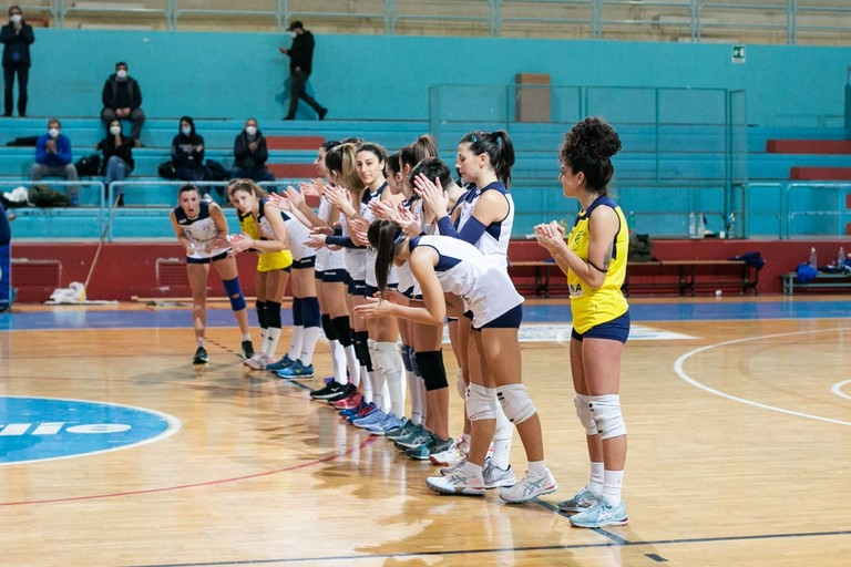 Sportilia Volley Bisceglie. <span>Foto Stefania Galantino</span>