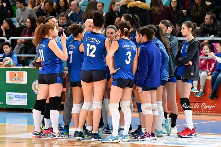 Sportilia. <span>Foto Marcello Papagni</span>