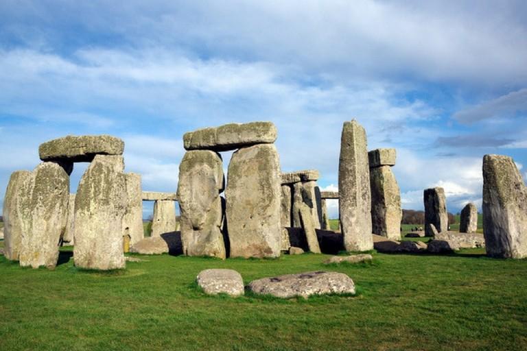 Pietre di Stonehenge