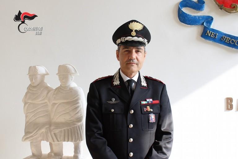 Tenente Colonnello Alessandro Andrei