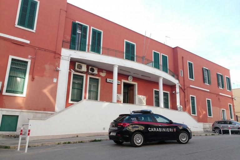 Tenenza dei Carabinieri di Bisceglie