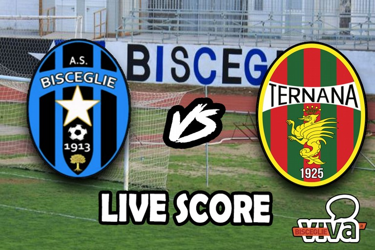 Bisceglie-Ternana, il live score. <span>Foto Cristina Scarasciullo</span>