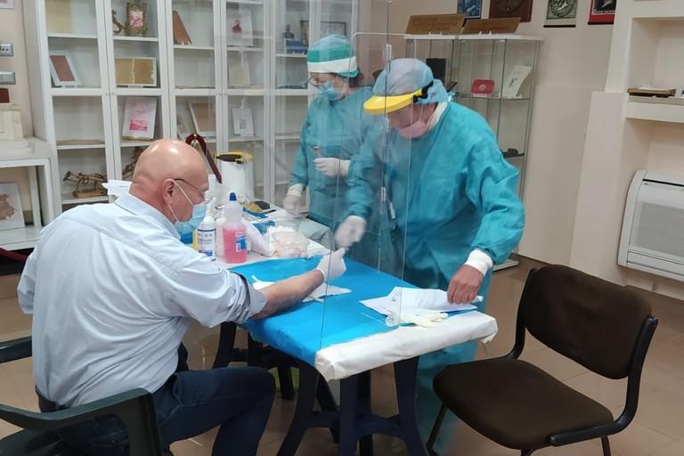 Negativi tutti i test sierologici a Roma intangibile