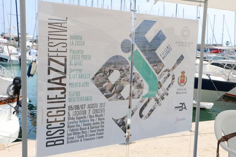 bisceglie jazz festival locandina