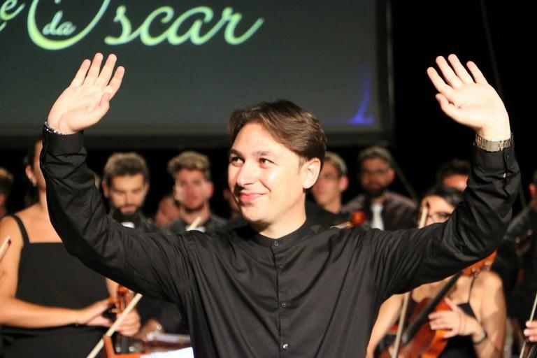 Il maestro Benedetto Grillo. <span>Foto Alberto Dell'Olio</span>