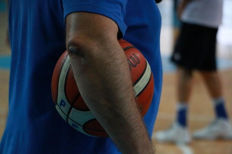 Basket. <span>Foto Graziana Ciccolella</span>