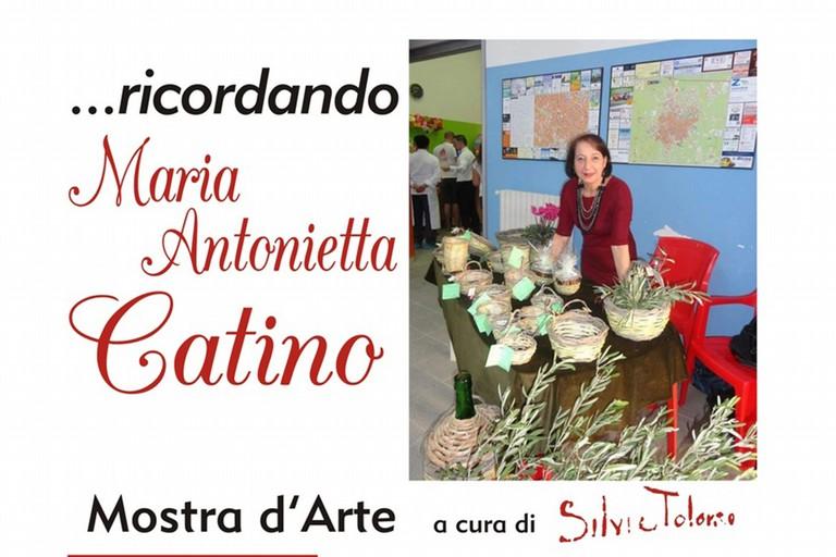 Mostra memoria Maria Antonietta Catino