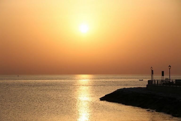 spiaggia del cagnolo. <span>Foto Serena Ferrara</span>
