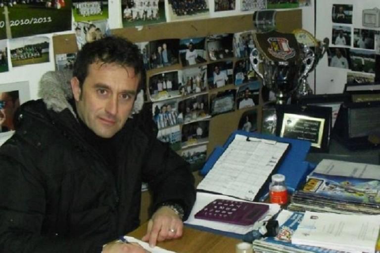Tonio Papagni, patron del Nettuno calcio a 5. <span>Foto BisceglieViva</span>