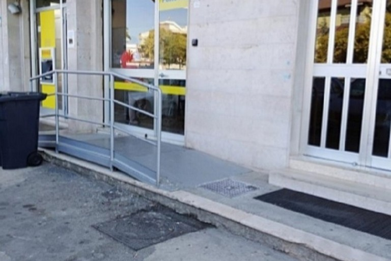 Ufficio postale Carrara Reddito