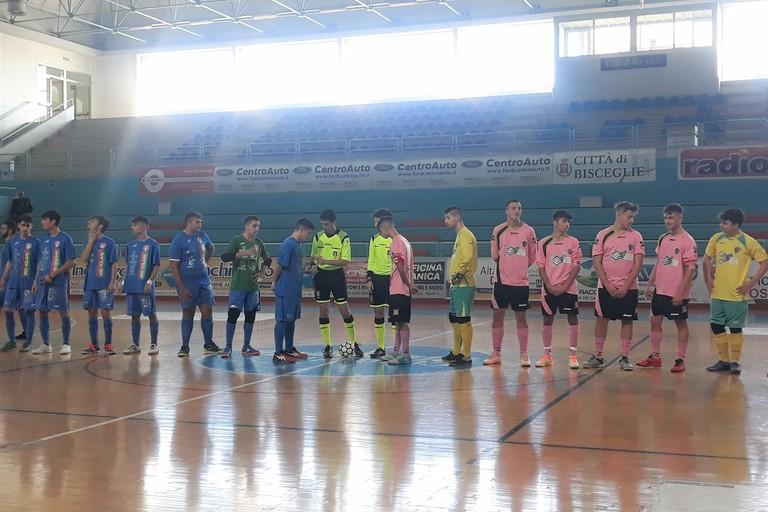 Futbol Cinco Bisceglie Under 19. <span>Foto Nico Colangelo</span>