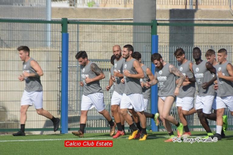 Unione Calcio Bisceglie. <span>Foto Sergio Porcelli</span>