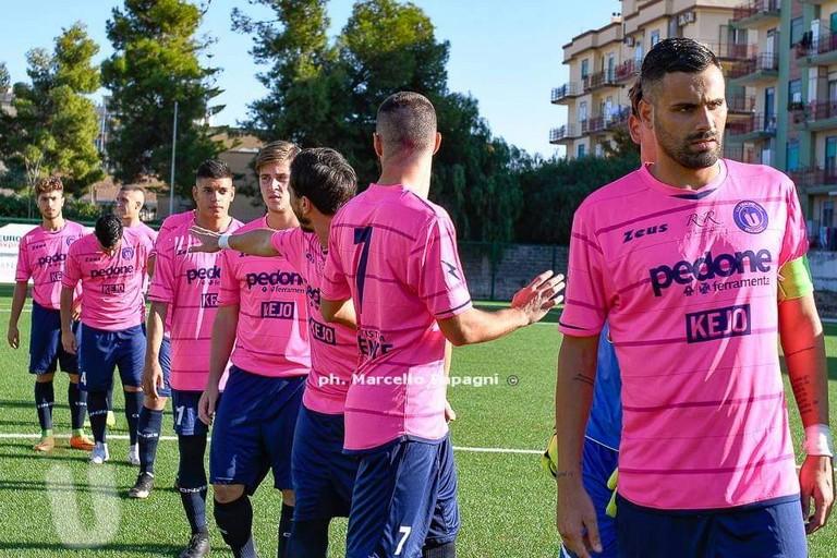 Unione Calcio Bisceglie. <span>Foto Marcello Papagni</span>