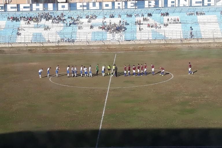 Vigor Trani-Unione Calcio Bisceglie
