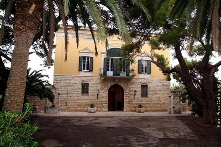 Villa Consiglio. <span>Foto Pina Catino</span>