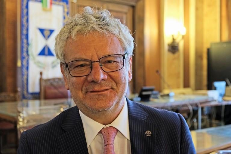 Vincenzo Gesualdo, presidente dell'ordine degli psicologi della Puglia