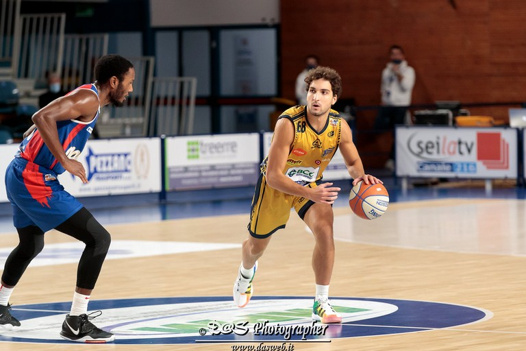 Vincenzo Taddeo. <span>Foto Dasweb </span>