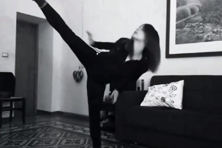 Voglio vederti danzare a casa