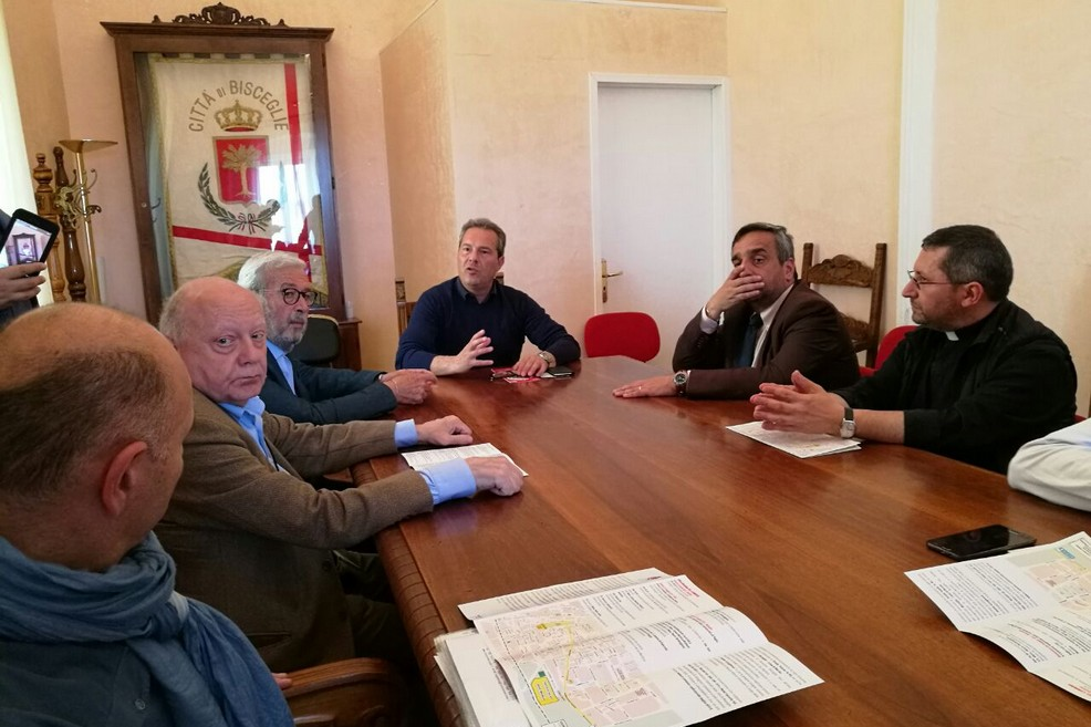 Confraternite in cammino, Bisceglie si prepara a un'invasione pacifica di oltre 10000 fedeli