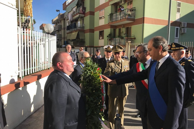 Commemorazione Pierdavide De Cillis