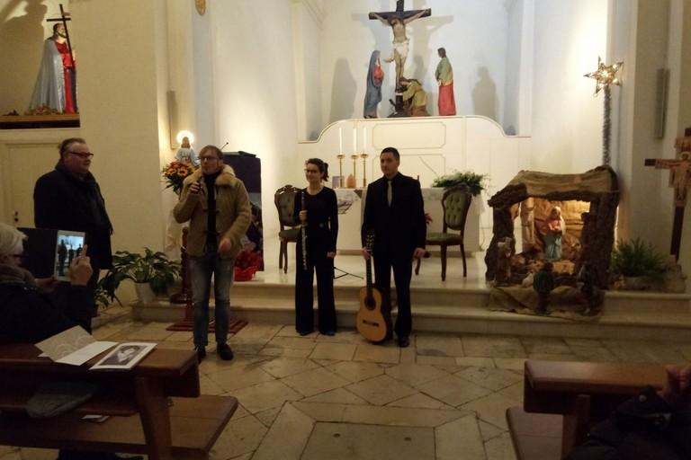 Concerto di Natale con musiche di Mauro Giuliani