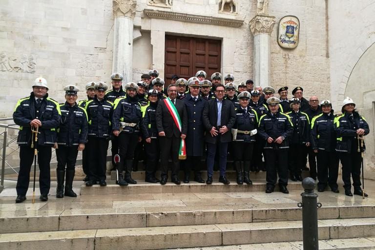 San Sebastiano, la Polizia Locale mette in chiaro tutti i numeri del suo 2017