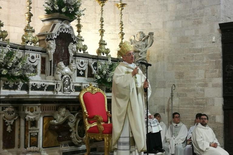 Vescovo Leonardo D'Ascenzo