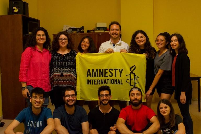 Gruppo giovani Amnesty International Bisceglie