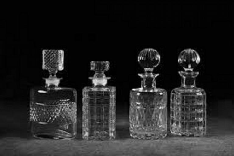 Bottiglie di whisky