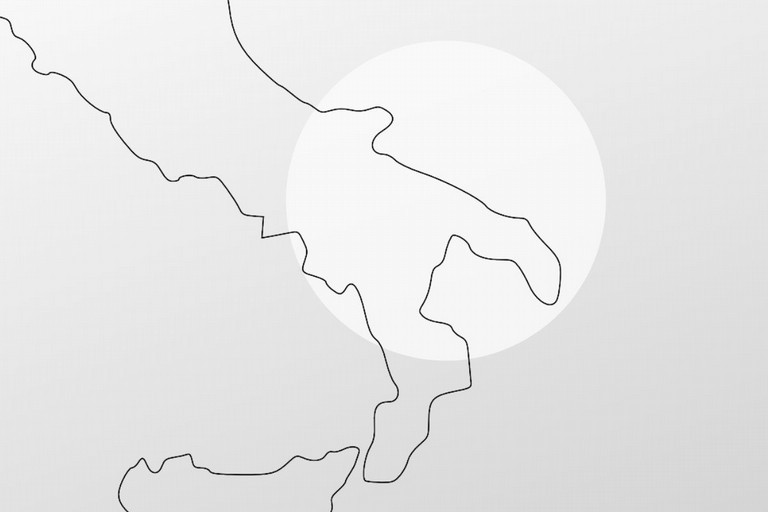Puglia zona bianca